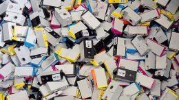 HP Drucker Tintenpatronen Recycling, Hewlett-Packard, IPG, drucker, printing