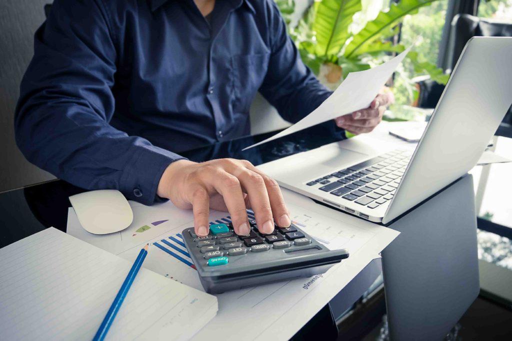 control gastos empresariales